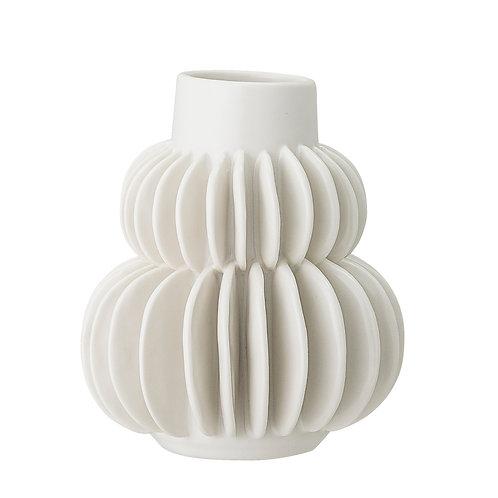 Vase céramique - Blanc