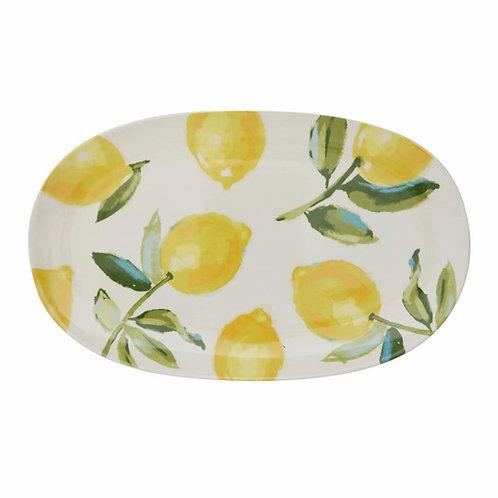 Plat citrons