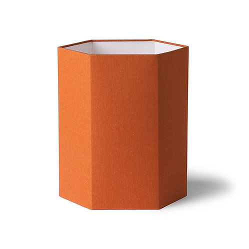Abat jour - Orange