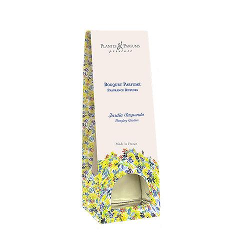 Bouquet parfumé jardin suspendu