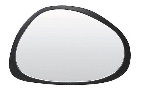 Miroir SONORA bois noir GM