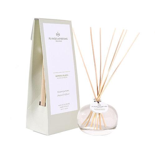 Bouquet parfumé bambou blanc