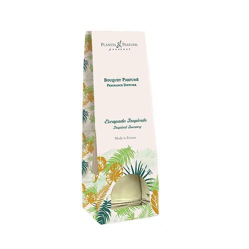 Bouquet parfumé escapade tropicale