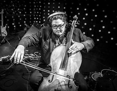 Paul Wiancko, cello