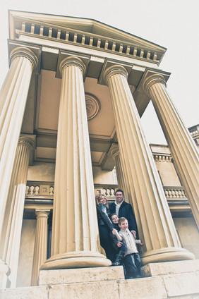 Pillars in the family