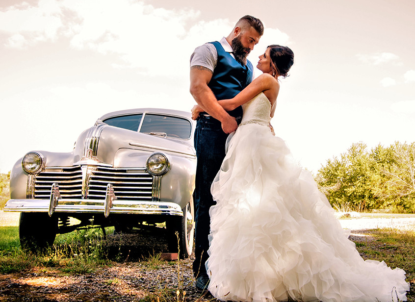 Milton Wedding Photography