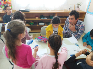 בכיתה