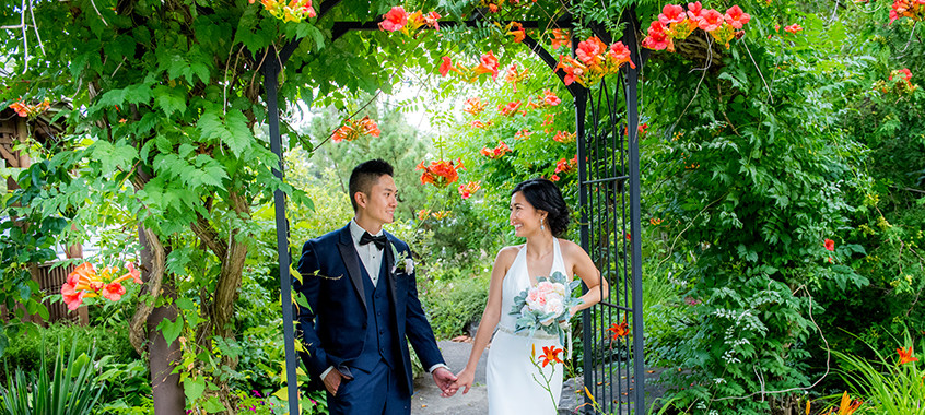 Wedding Photography in Milton