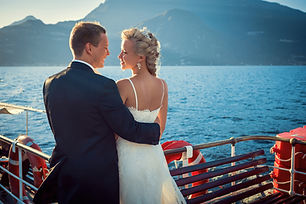 World Voyage Wedding Couple