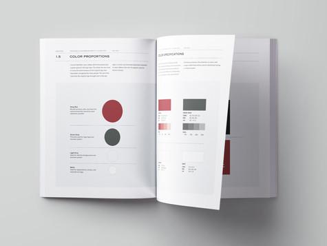 Brand Guideline Inside Spread