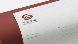 —- Rose Bowl Stadium
