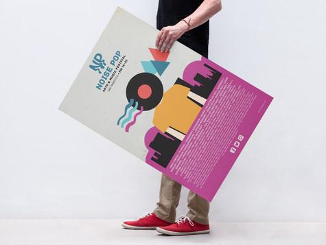 Noise Pop Poster