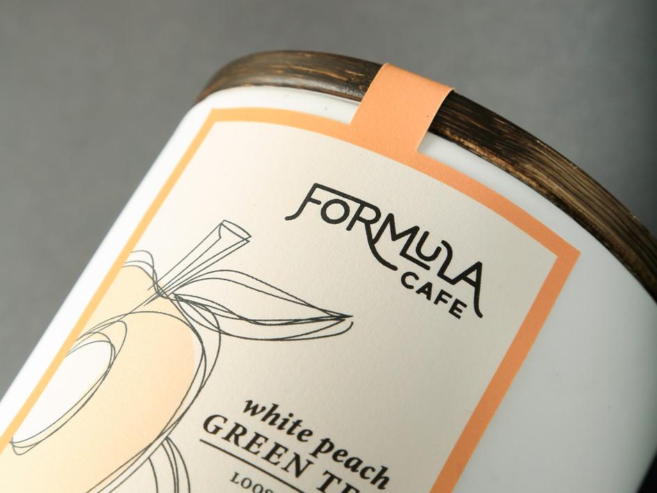 Formula Tea Close Up