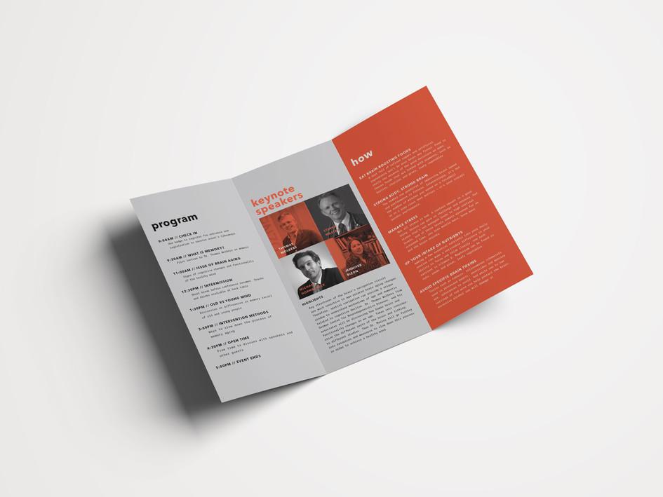 Even Brochure Contents