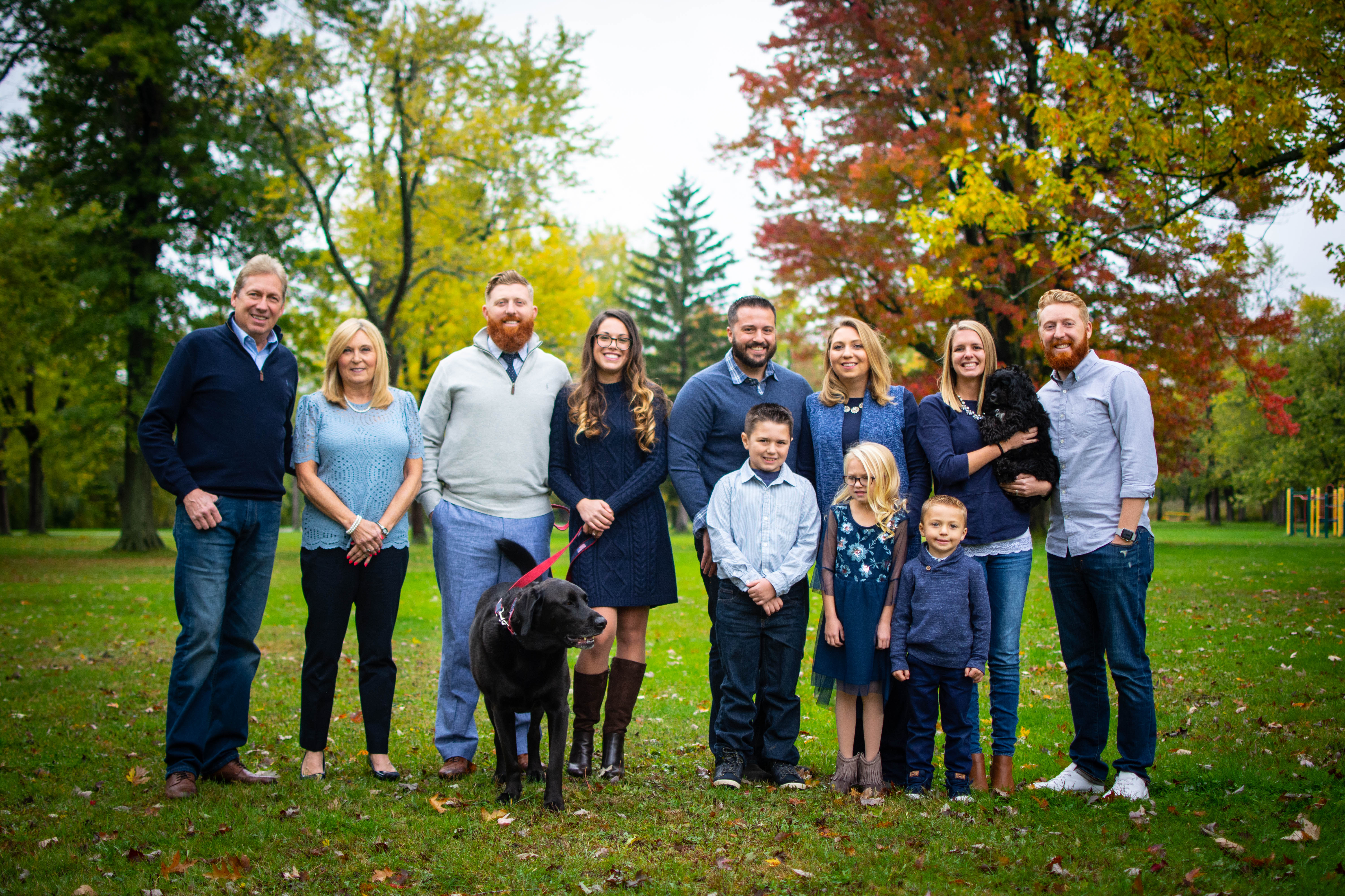 Buffalo, NY Family Photography