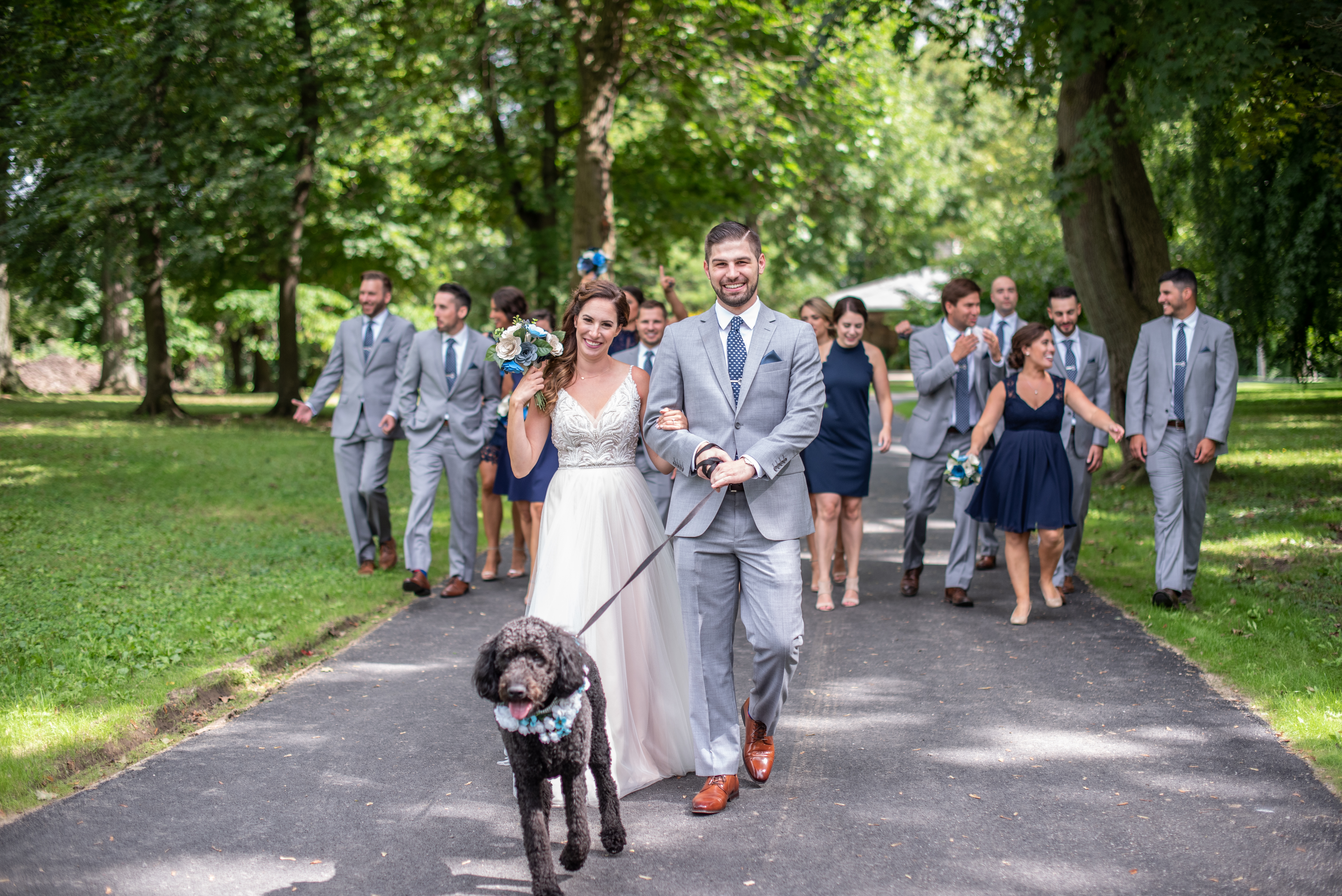 Buffalo, NY wedding photography
