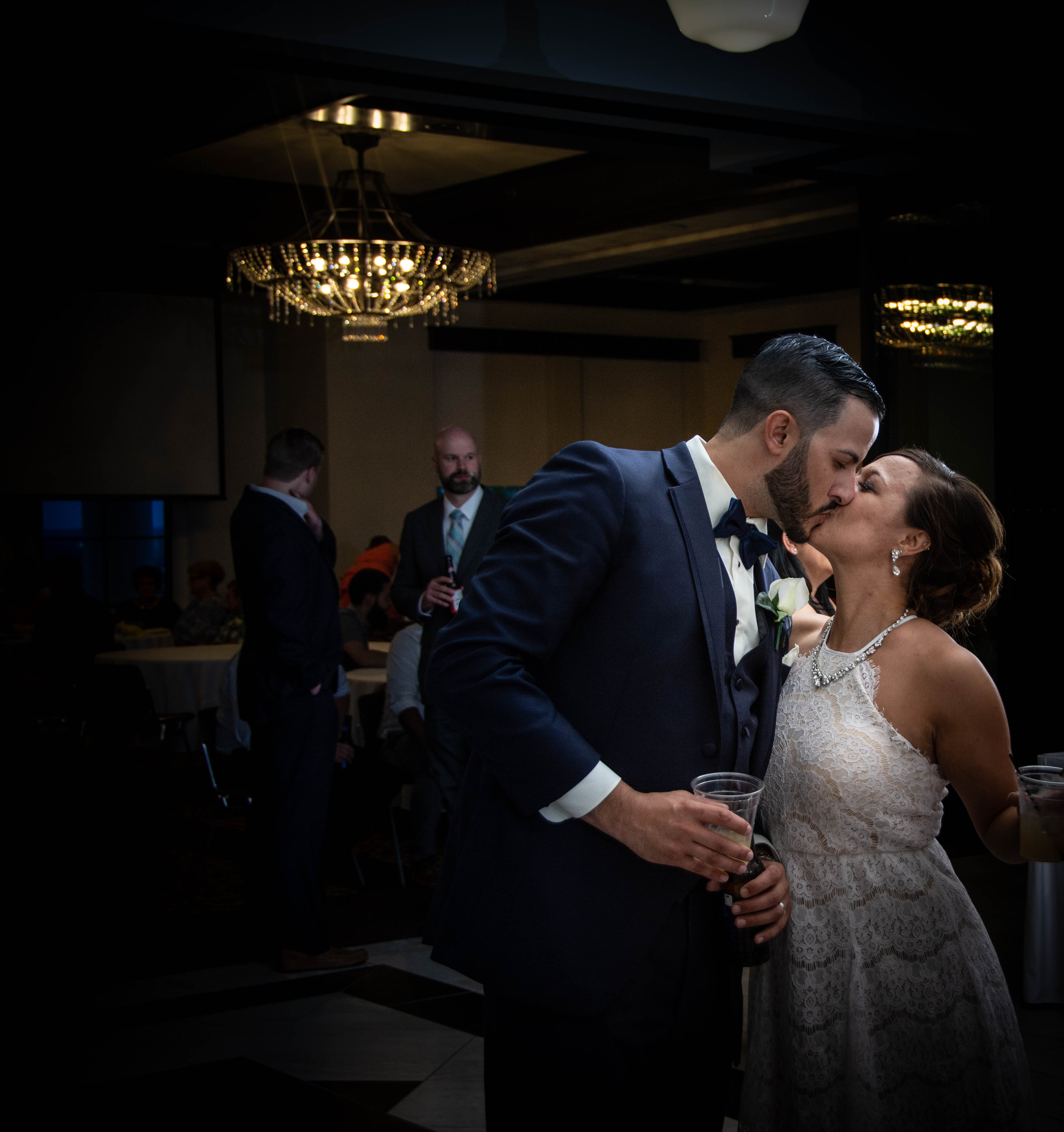 Kalamazoo, Michigan wedding photo