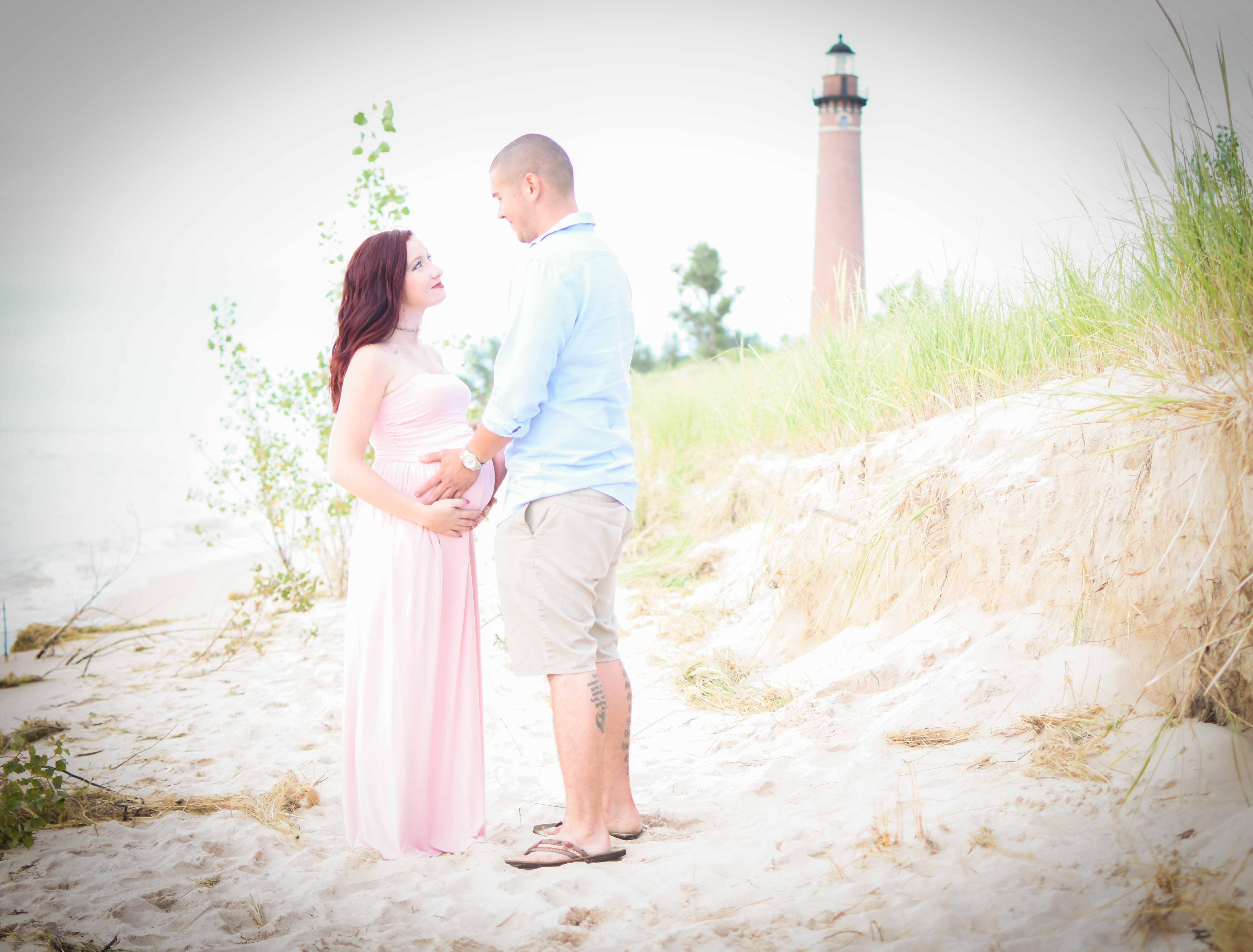 Kalamazoo Maternity Photography