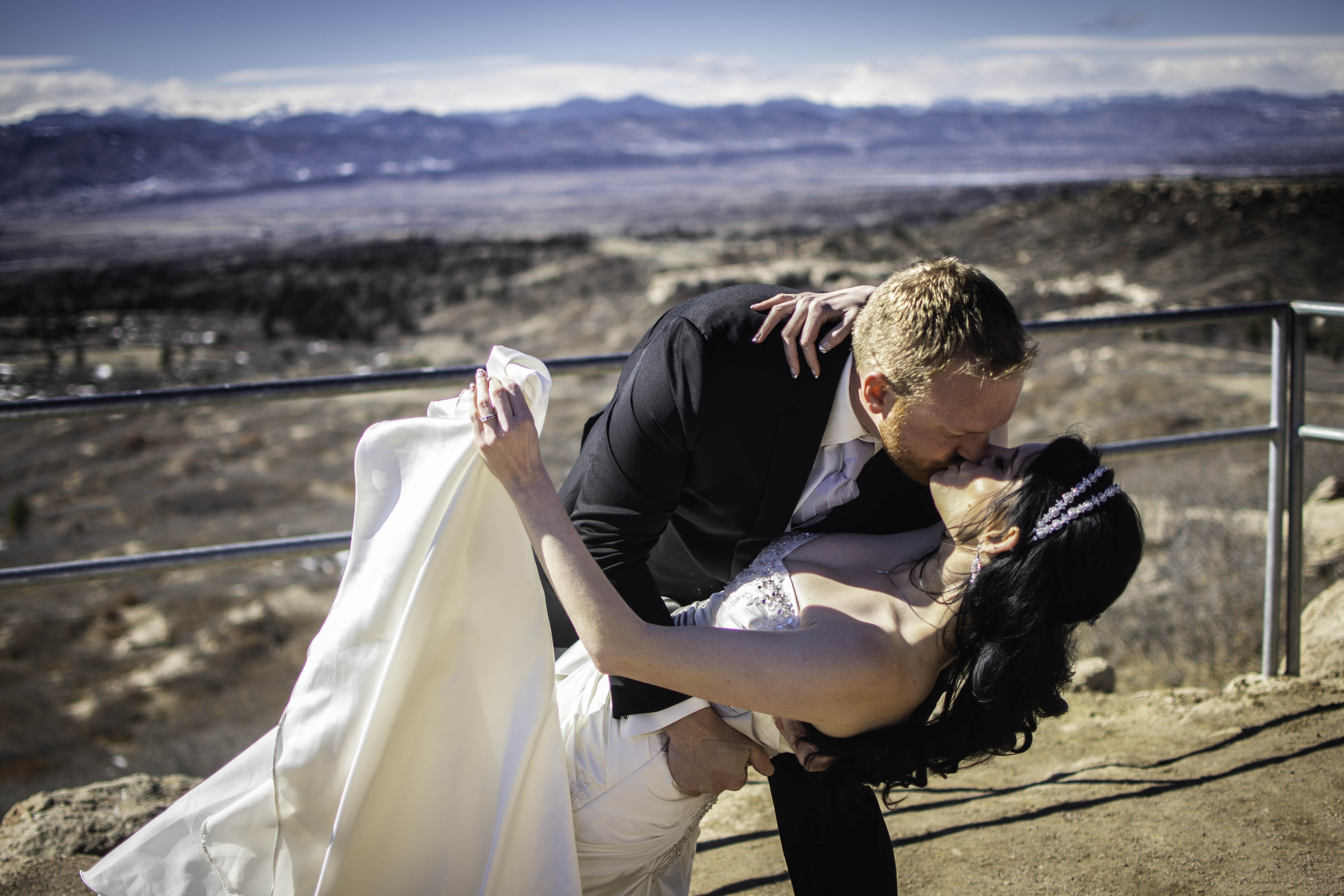 Denver colorado wedding photography