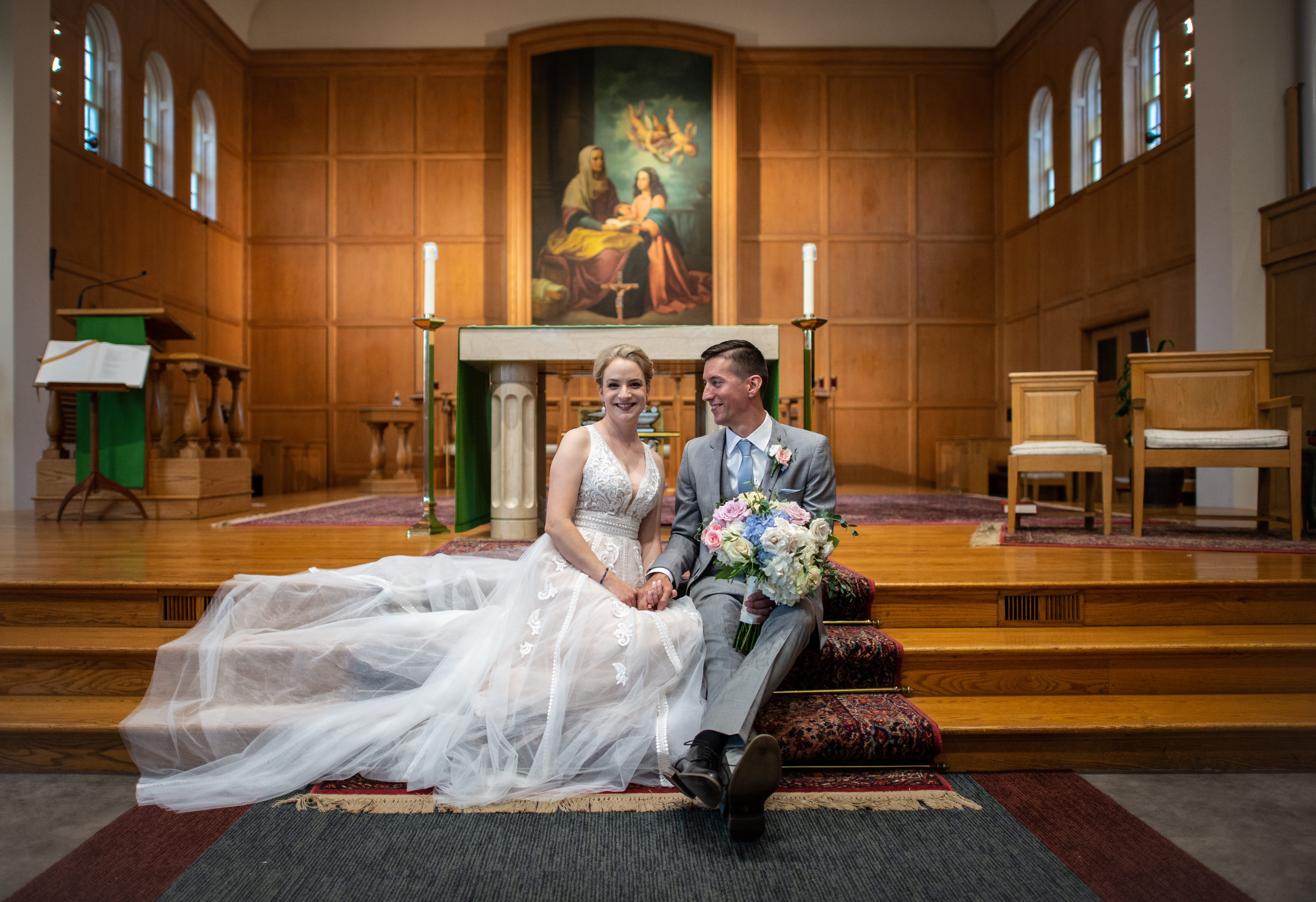 Rochester, NY wedding photography