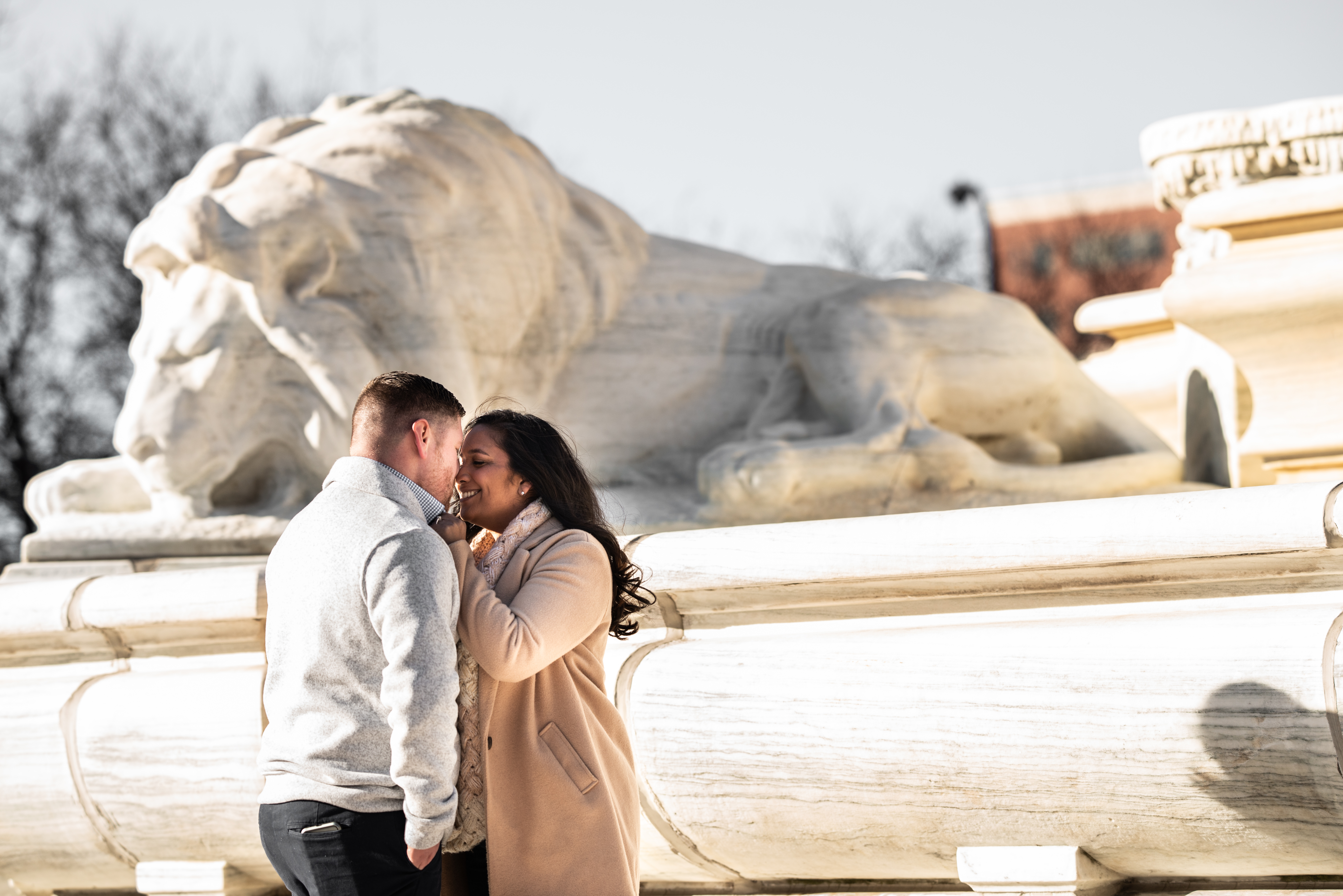 Buffalo Lifestyle wedding photographer
