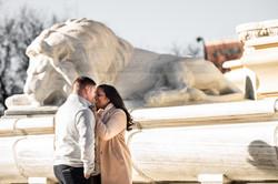 Buffalo Lifestyle wedding photographer