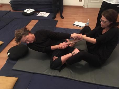 Stretching Lanna Thai