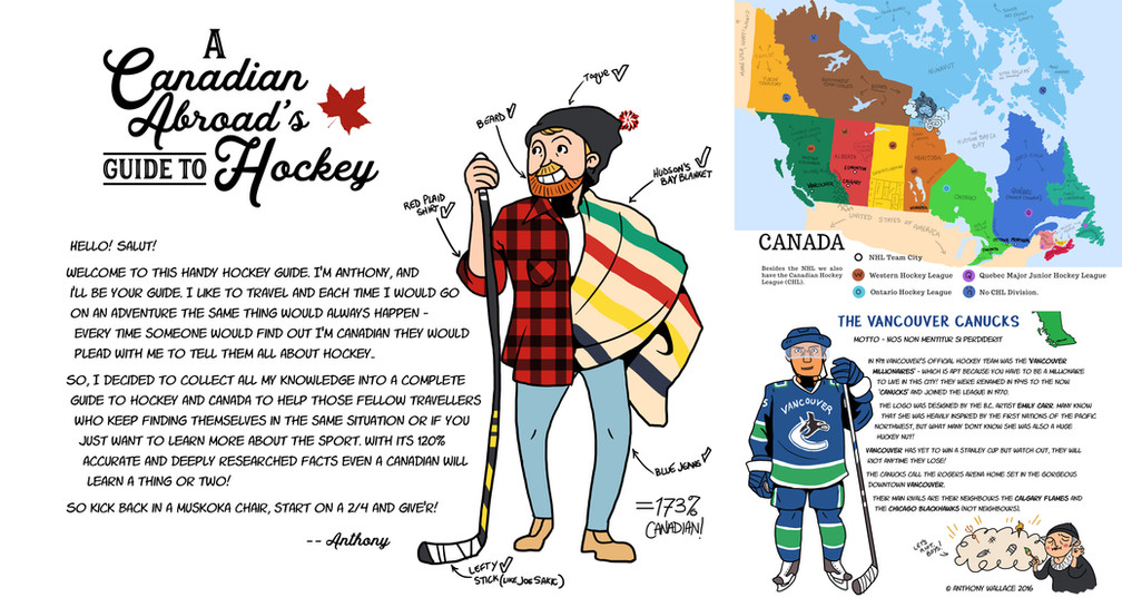 A Canadian Abroad's Guide to Hockey