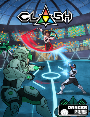 Clash TCG Cover