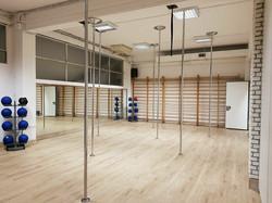 Sala pole dance