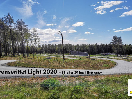 Grenserittet Light 2020