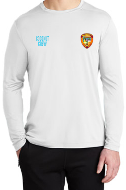 """Coconut Crew """"Thirst Responder"""" Dry-Fit Long Sleeve"""