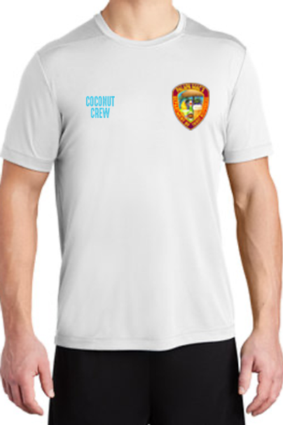 """Coconut Crew """"Thirst Responder"""" Dry-Fit Short Sleeve"""