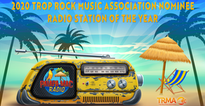 PALAPA MAC RADIO NOMINATED 2020 TROP ROCK RADIO STATION OF THE YEAR