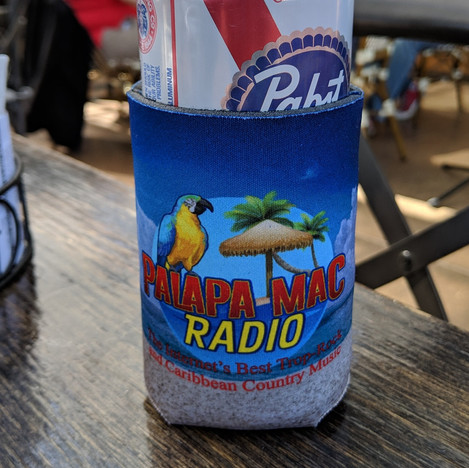 PBR and Palapa Mac Radio