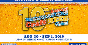 Palapa Mac Radio To Broadcast Live at the 10th Annual Brewmaster Craft Beer Festival