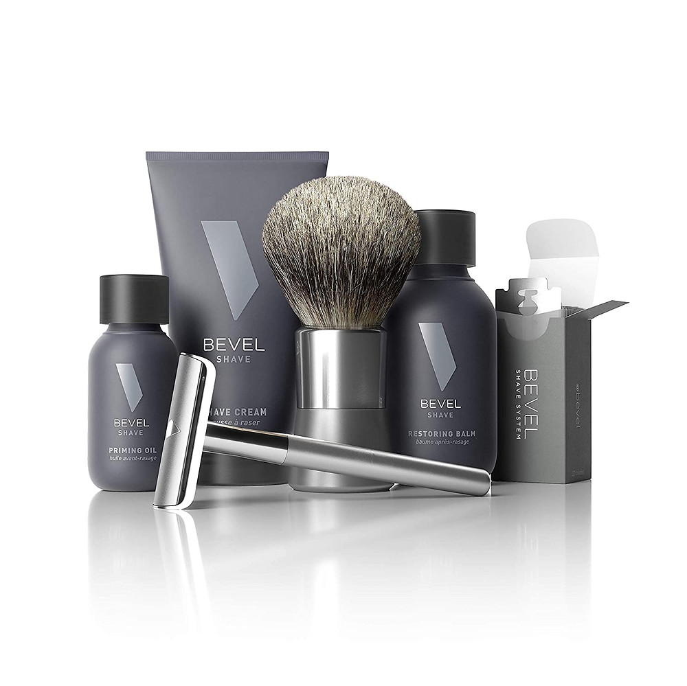 Black owned shave company. They have black owned skin care products, perfect for Black men
