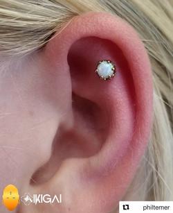 white opal crown