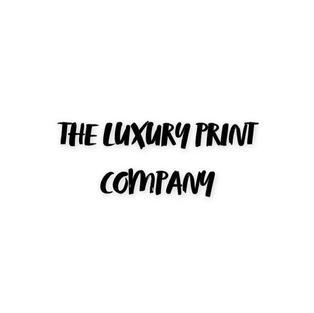 The Luxury Print Company