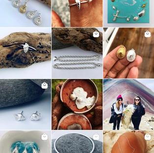 Sea Coast Silver Jewellery