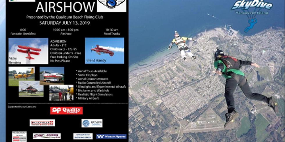Qualicum Beach Air Show 2019