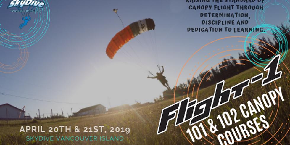 Flight-1 Canopy Courses 101 & 102