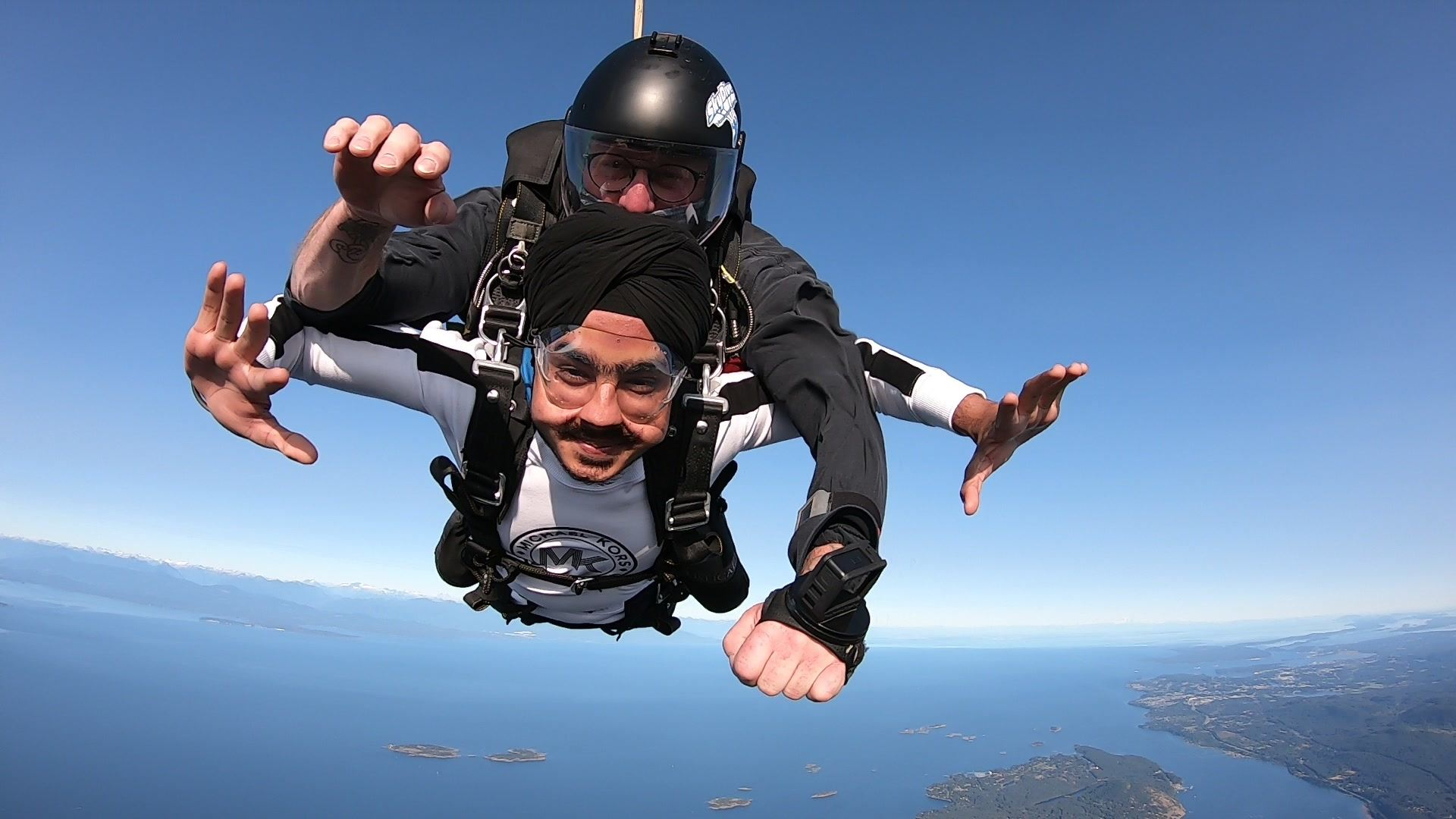 Skydive Vancouver Island