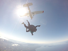 Escape the City with Skydive Vancouver Island