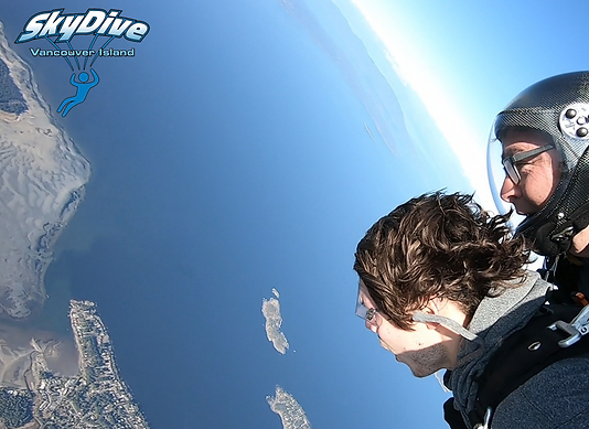 Your Tandem Skydive