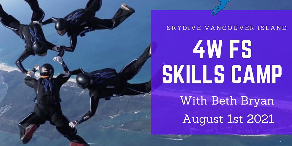 4 Way FS Skills Camp with Beth Bryan