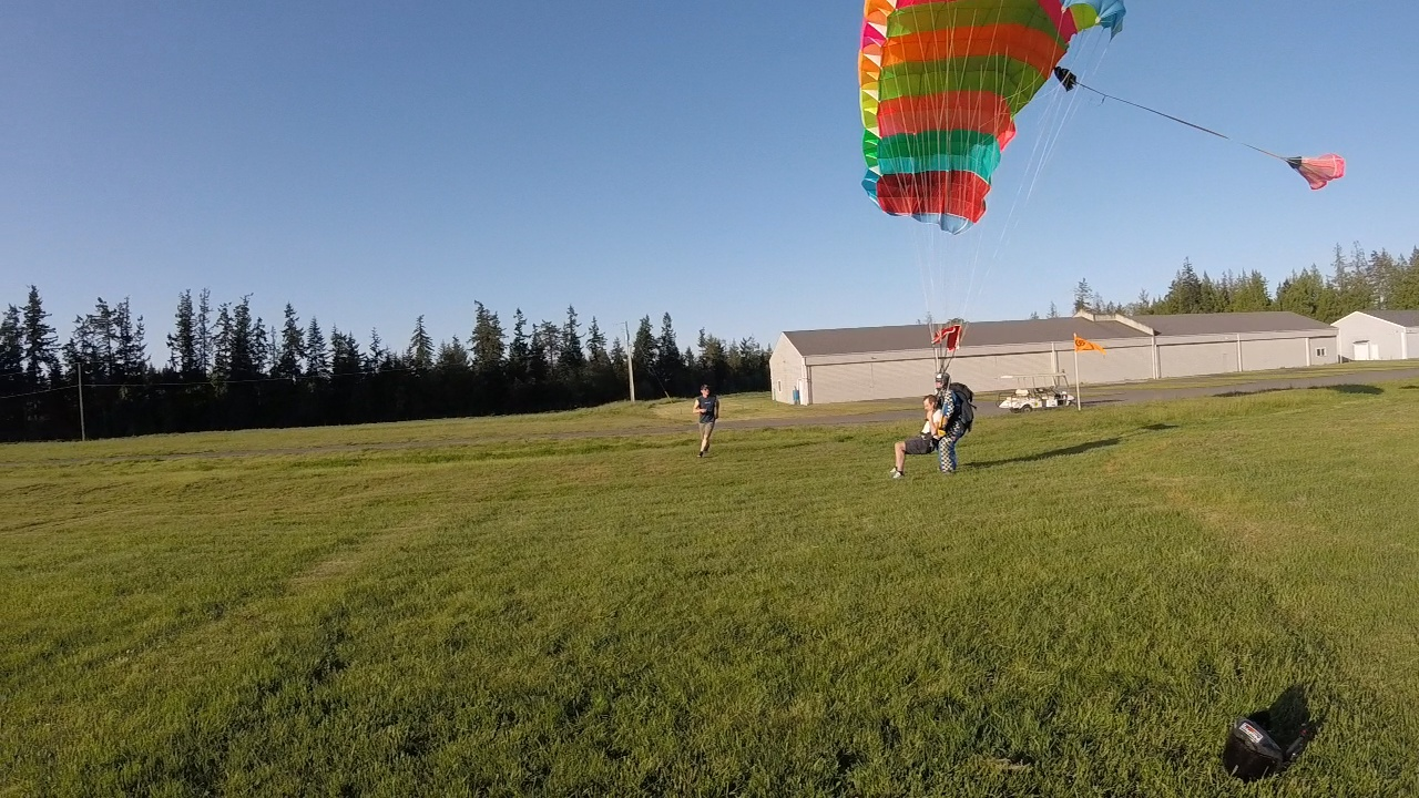 Skydive Landings