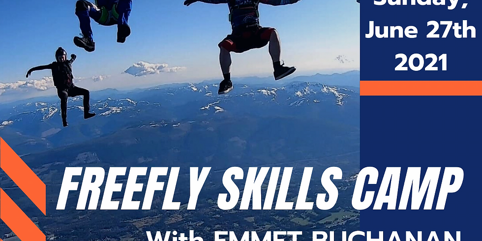Free Fly Camp with Emmet Buchanan