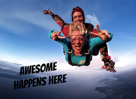 The Biggest Little Skydive Center In Canada (Maybe the World)