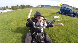 Safe Skydiving on Vancouver Island